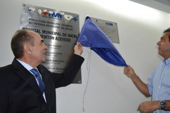 Prefeitura inaugura Hospital Municipal de Natal nesta sexta-feira (18)