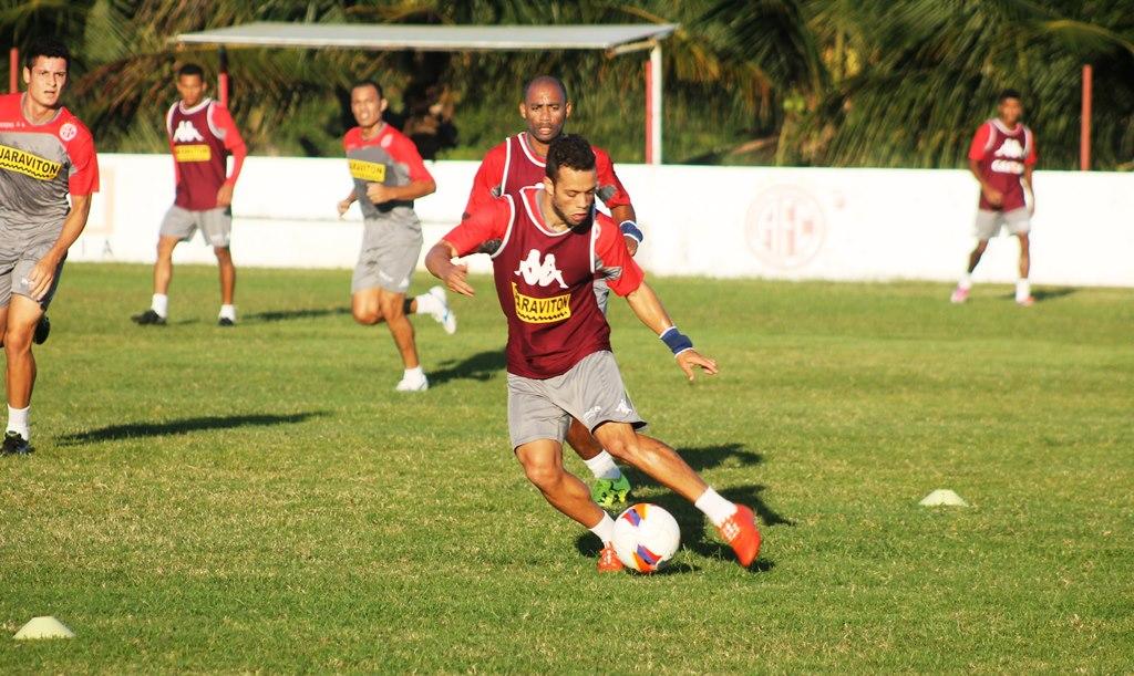 Álvaro não é mais jogador do América