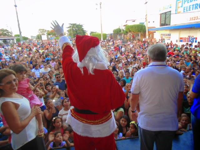 Natal das Crianças será realizado em Parnamirim no próximo domingo (20)