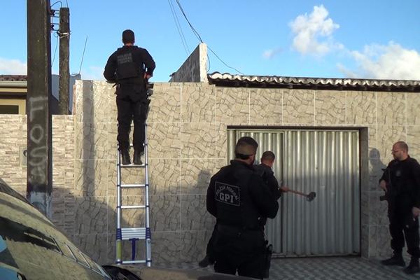 Em operação, MP/RN e PF desarticulam grupo de extermínio em Natal