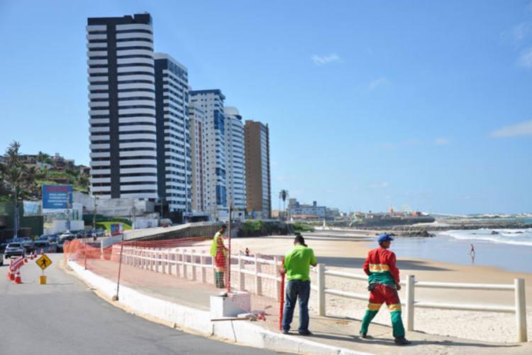 Prefeitura do Natal é condenada a pagar R$ 207 mil por recuperação do calçadão de Areia Preta