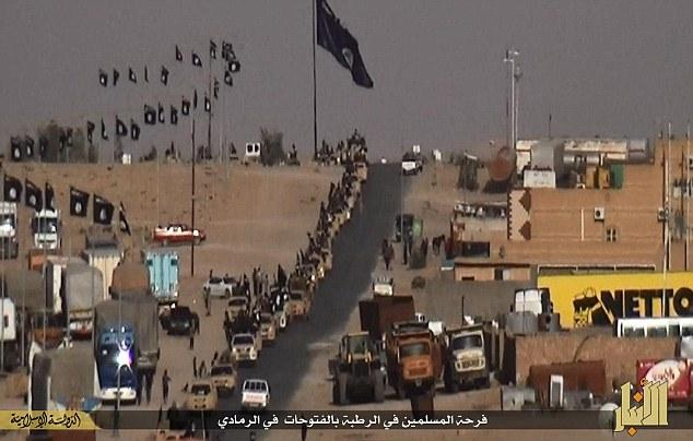 Iraque lança ofensiva para reconquistar Ramadi do EI