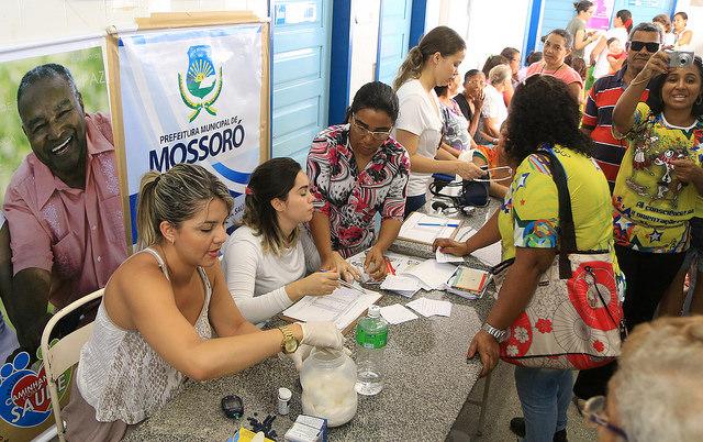 Inscrições para processo seletivo na saúde em Mossoró começam dia 4 de janeiro