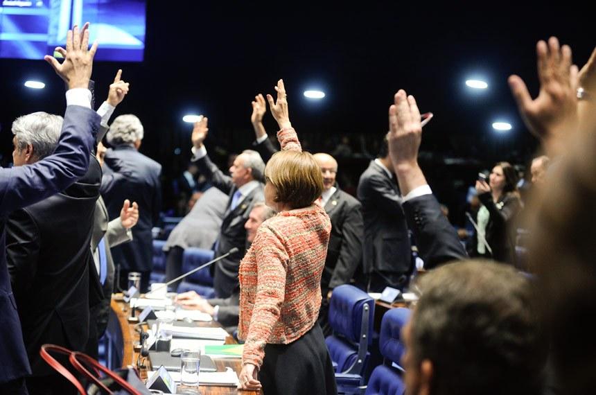 Senado aprova repatriação de recursos não declarados mantidos no exterior