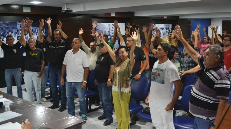 Servidores do ITEP decidem entrar em greve a partir de segunda-feira (14)