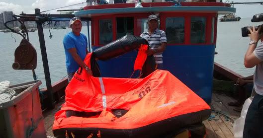 Seis dos oito pescadores resgatados recebem alta em Fortaleza
