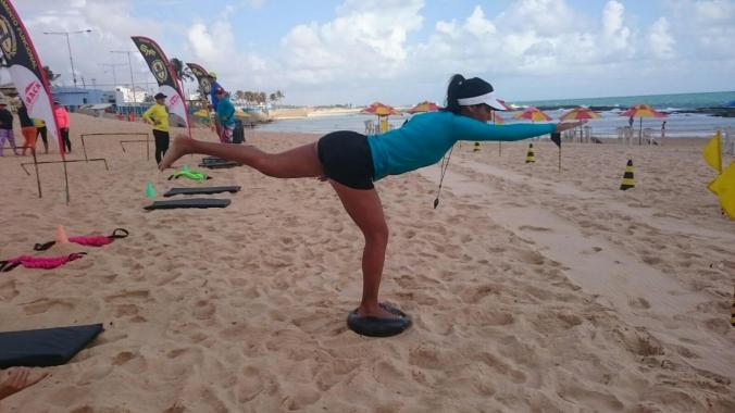 """Projeto """"Nossa Orla"""" retoma as atividades na Praia do Meio"""