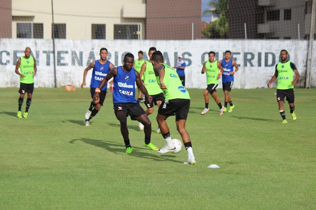 ABC fará jogo-treino contra o time do SAFERN