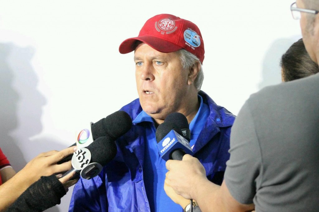 Técnico Aluísio Moraes analisa amistoso contra o Treze-PB e enxerga avanço na equipe