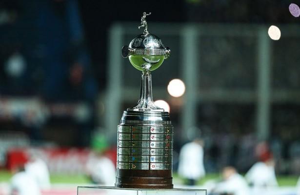 Conmebol divulga datas de confrontos da Taça Libertadores