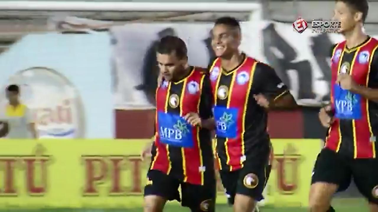 Com dois gols de Vavá, Globo derrota o ABC no Barretão