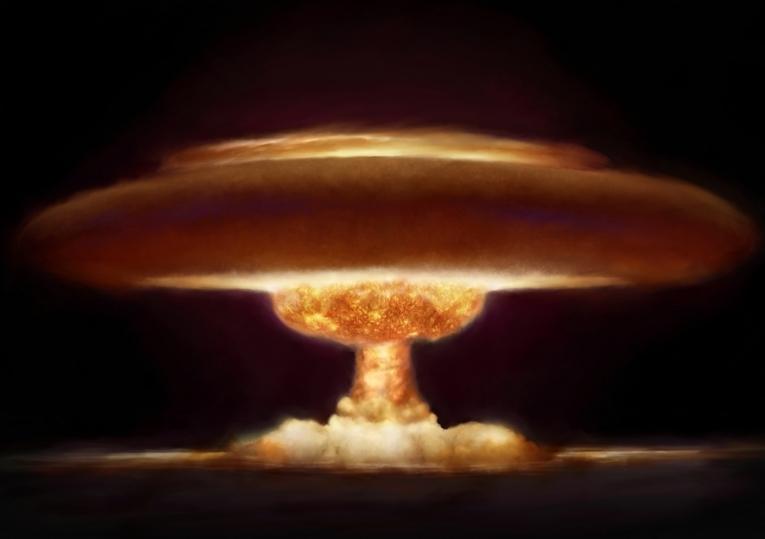 Simulação mostra o que ocorreria se uma bomba H explodisse em Natal/RN