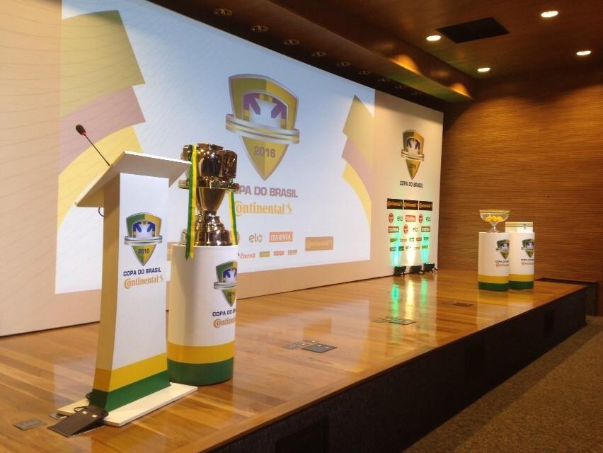 Definido os adversários dos times potiguares na 1ª fase da Copa do Brasil