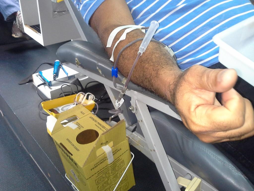 UFRN realiza campanha de doação de sangue nesta quinta (18)