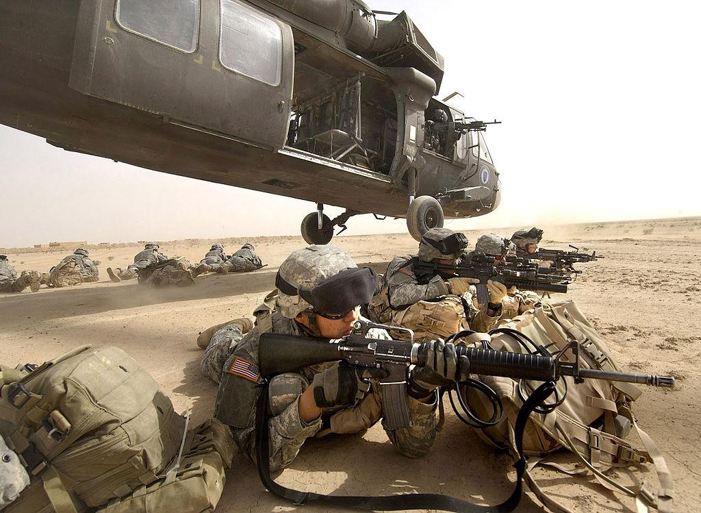 EUA enviam tropas especiais ao Iraque para derrotar EI
