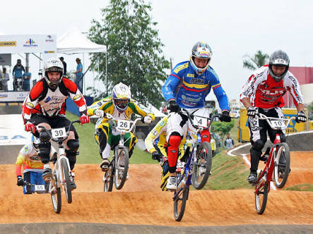 Macaíba ganhará pista oficial de Bicicross