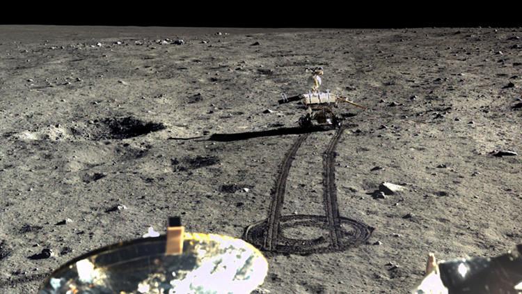 China divulga primeiras fotos em HD de sua missão na Lua