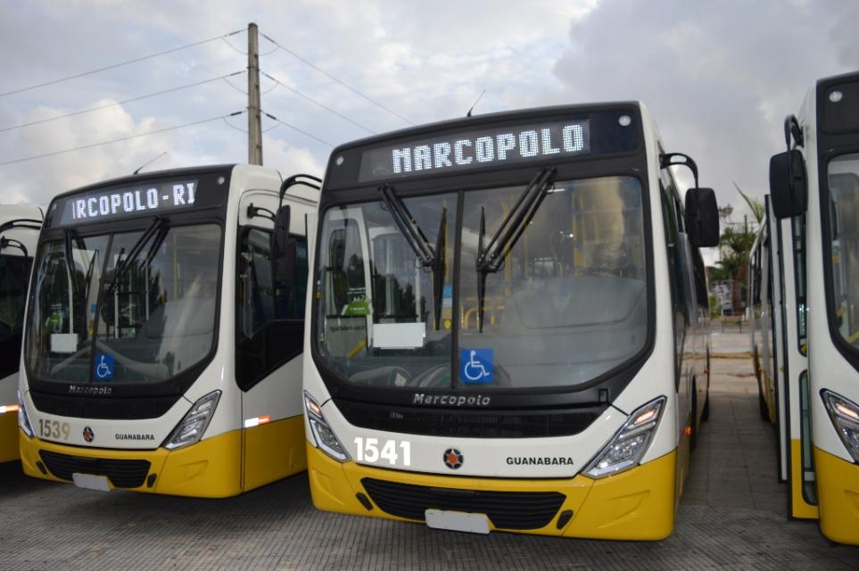Após onda de ataques, ônibus voltam a circular em Natal neste sábado (30)