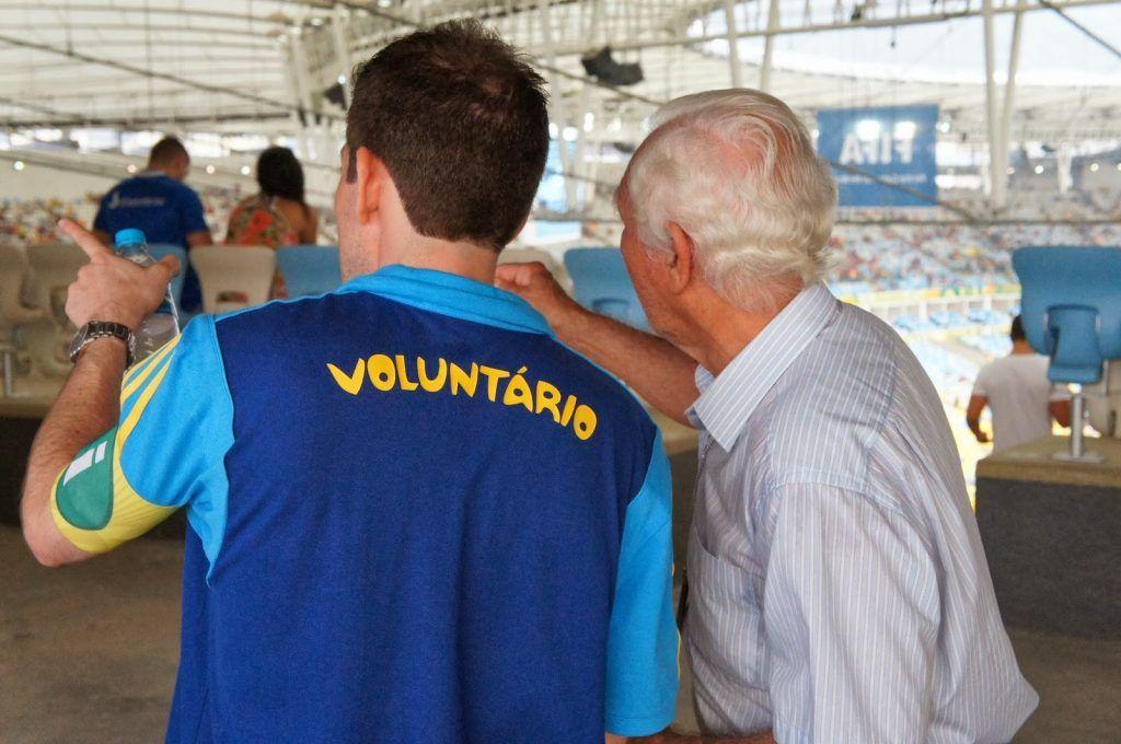 Trabalho voluntário poderá contar créditos em cursos de graduação