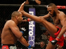 Jon Jones x Cormier