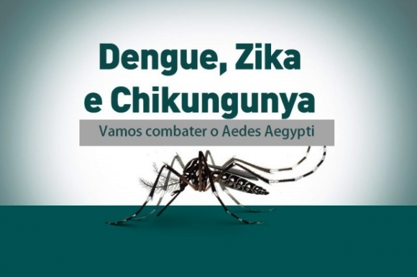 """Dia D"" de combate ao Aedes aegypti acontece sábado na zona Norte de Natal"