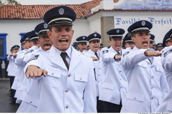 FAB abre 480 vagas para seleção de novos sargentos
