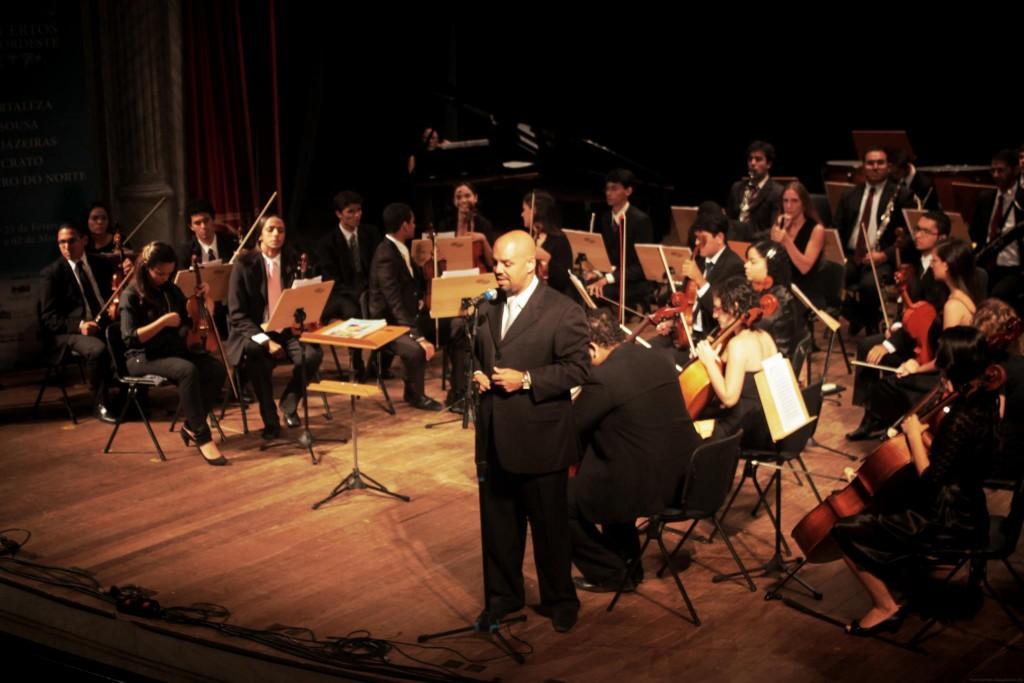 Orquestra Sinfônica da UFRN seleciona novos instrumentistas