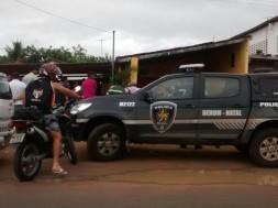 Polícia civil PIUM