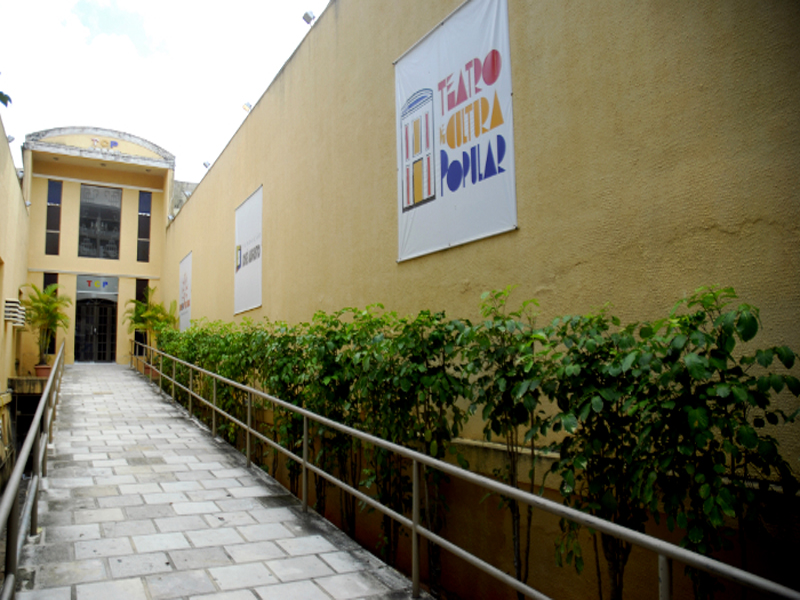 Teatro da Cultura Popular terá música, dança e teatro em junho