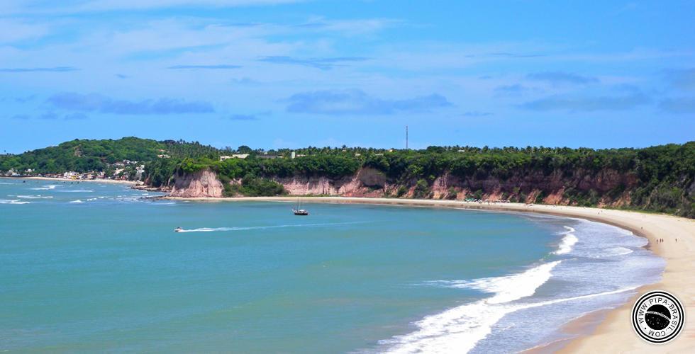 Turistas elegem praias de Pipa entre as mais belas da América do Sul