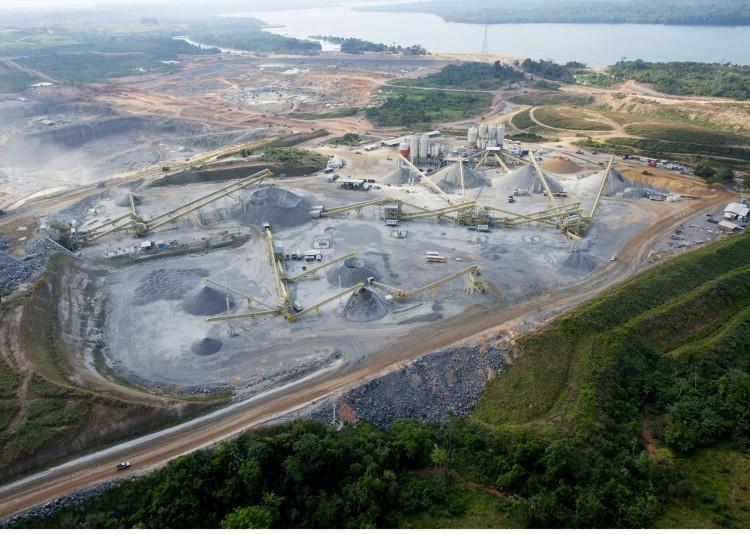 Usina de Belo Monte aciona a primeira turbina