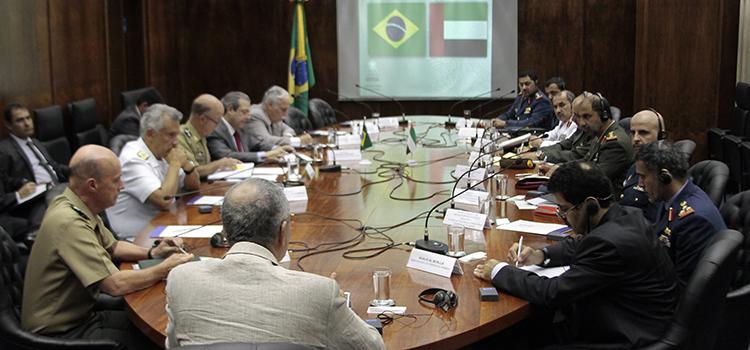 Emirados Árabes querem expandir cooperação bilateral com o Brasil