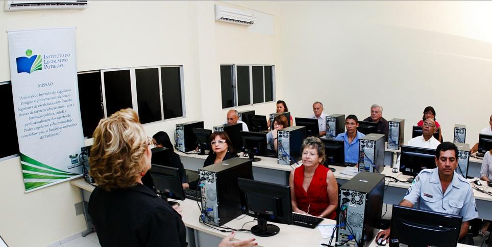Instituto do Legislativo Potiguar abre inscrições para cursos gratuitos