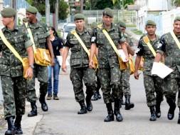 forças armadas contra dengue