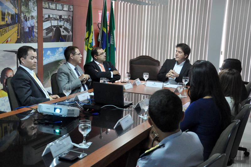 RN irá implantar o primeiro gabinete de segurança do Brasil