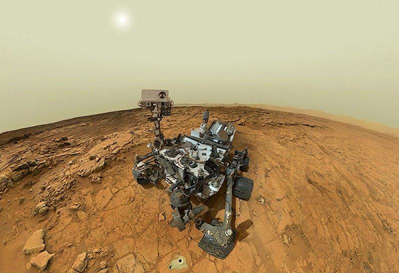 Foto: Divulgação / NASA