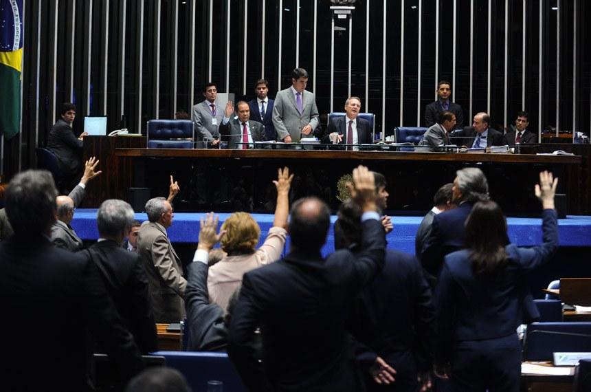 Senadores protocolam PEC que prevê eleição presidencial ainda este ano