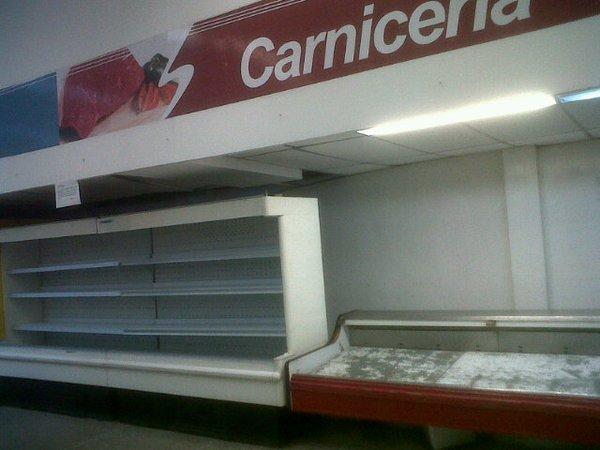 Congresso da Venezuela declara emergência alimentar no país