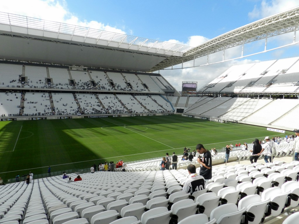 Lava Jato: construção da Arena Corinthians envolveu pagamento de propina