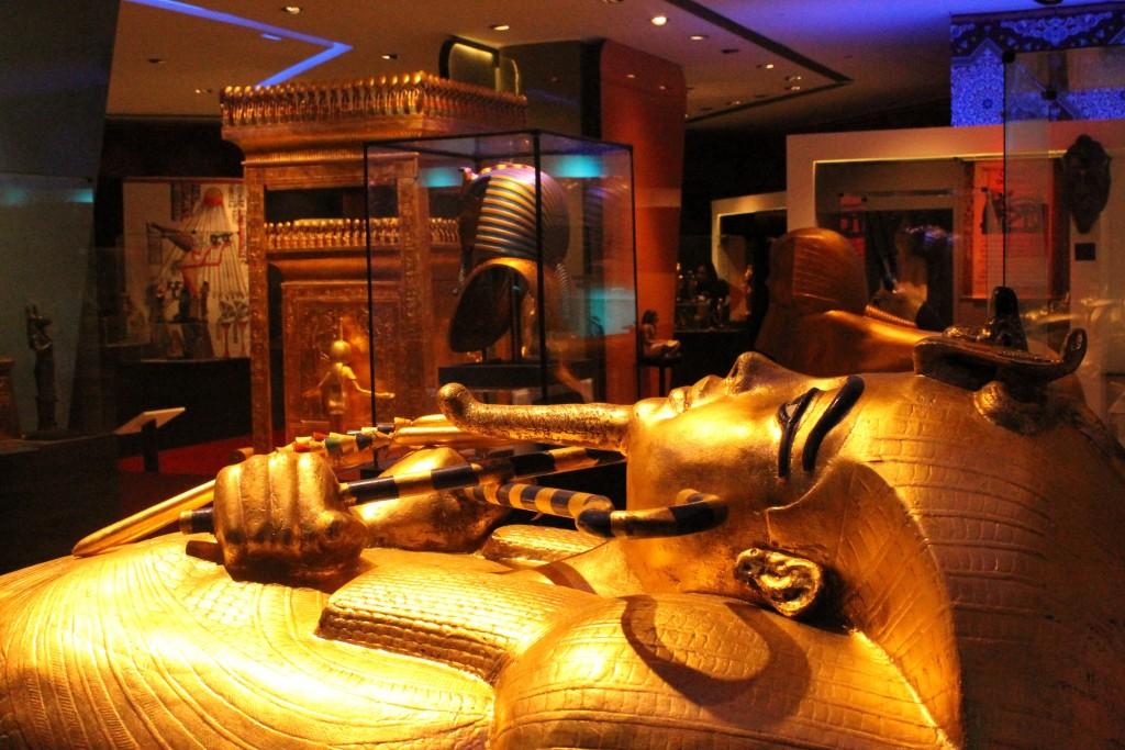 Mostra do Museu Egípcio Itinerante chega a Natal