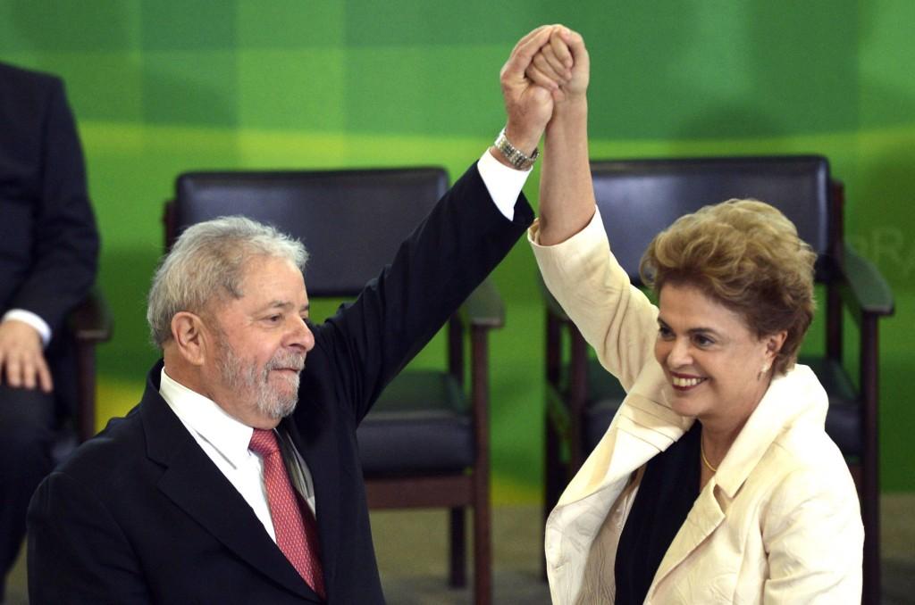 Juiz suspende posse de Lula como ministro da Casa Civil