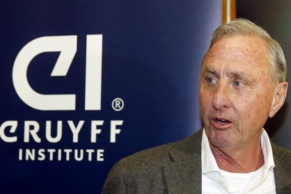 Morre aos 68 anos o ex-jogador Johan Cruyff