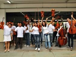 Orquestra Infantojuvenil UFRN