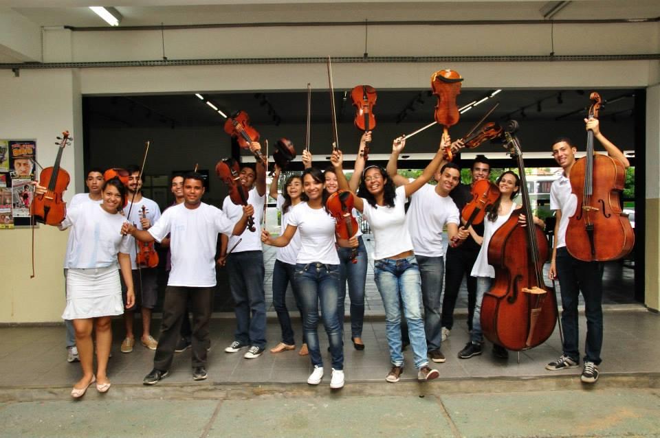 Orquestra Infanto-juvenil seleciona novos integrantes até 23 de março
