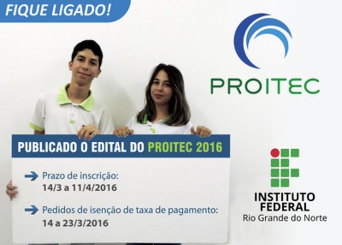 Lançado edital do ProITEC 2016
