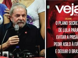 asilo na itália Lula