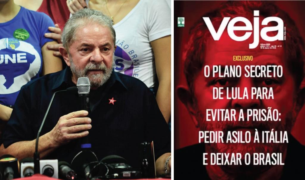 """Embaixada desmente """"Veja"""" sobre asilo a Lula na Itália"""