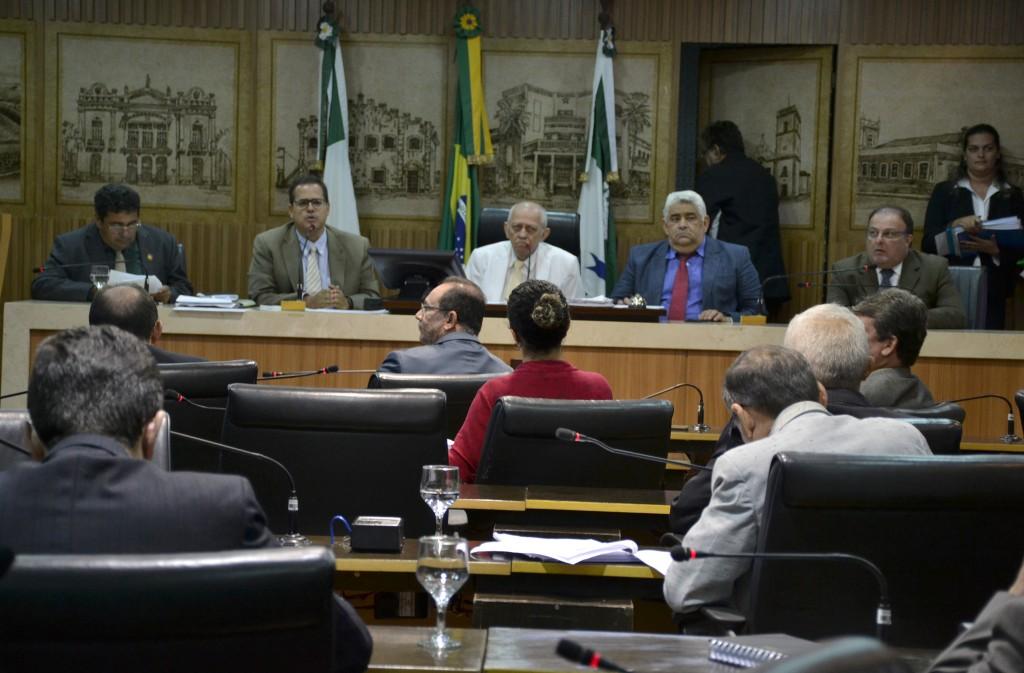 Presidente da Câmara de Natal anuncia concurso para Guarda Legislativo