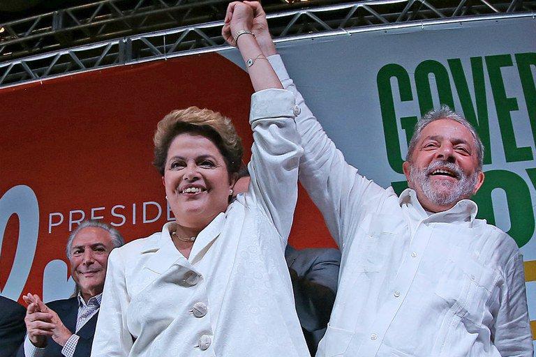 Rodrigo Janot denuncia Lula e Dilma por organização criminosa