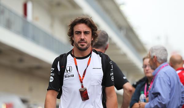 Após acidente, Alonso é proibido de disputar GP do Bahrein